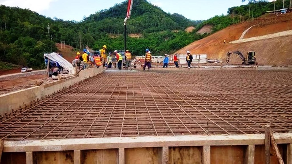 Laos Luang Prabang Dam Threatens UNESCO World Heritage Site