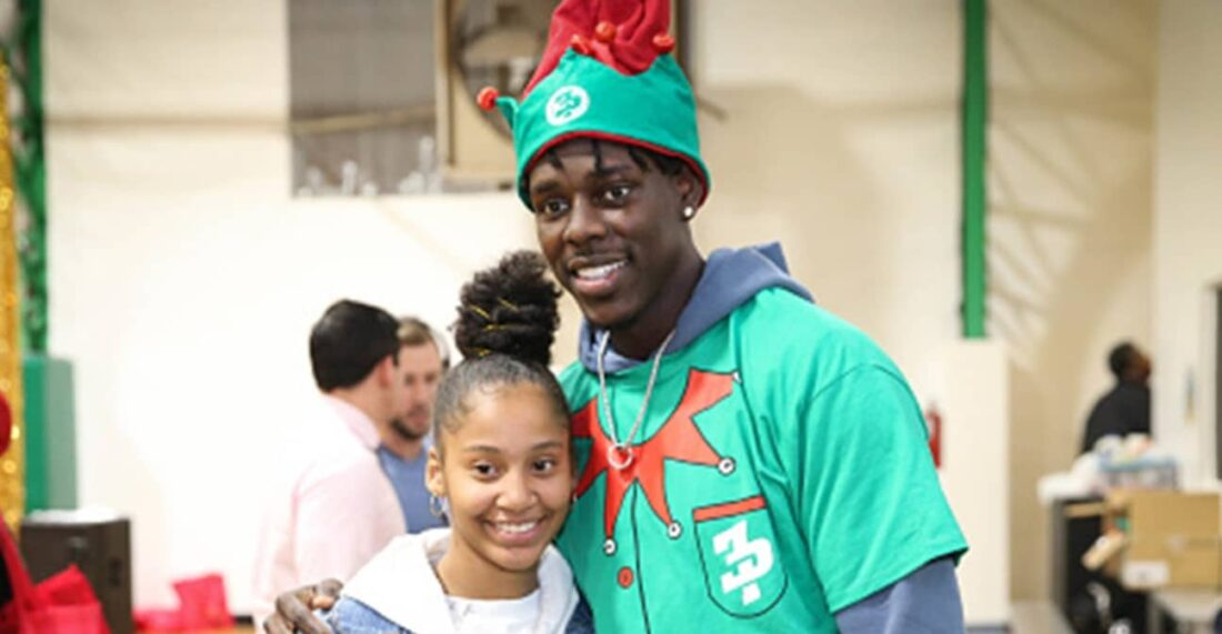 Local Black-Led Businesses, Nonprofits Get Funding Boost From Lauren and Jrue Holiday
