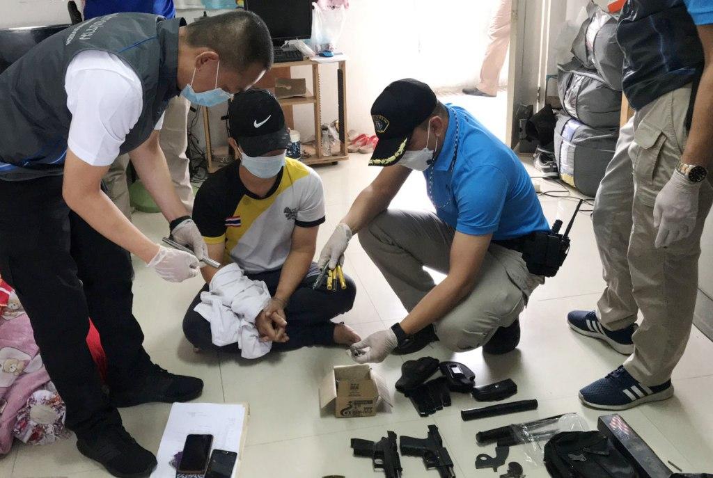 Machinist Turned Gun Maker Arrested for Selling His Guns Online