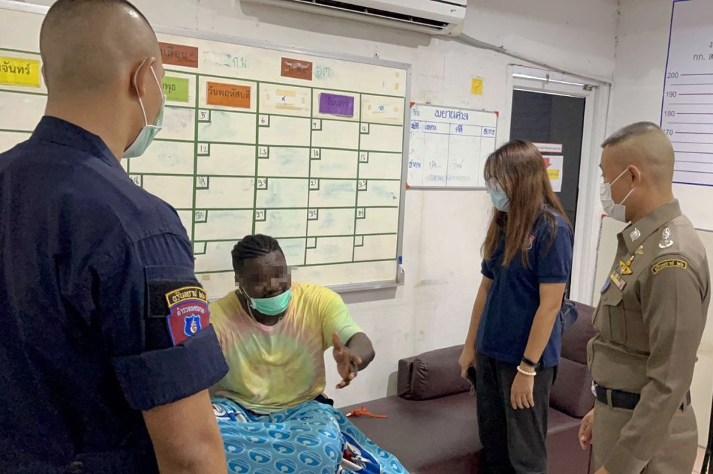 Nigerian Man Busted by Bangkok Police With Over 7,000 Ecstasy Pills