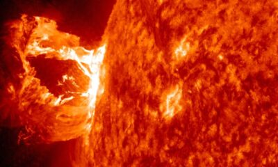No, There isn't a Solar Storm Headed to Earth Today
