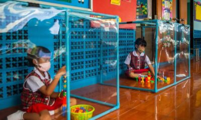 Northern Thailand Boarding School Sealed Over Covid-19 Infections