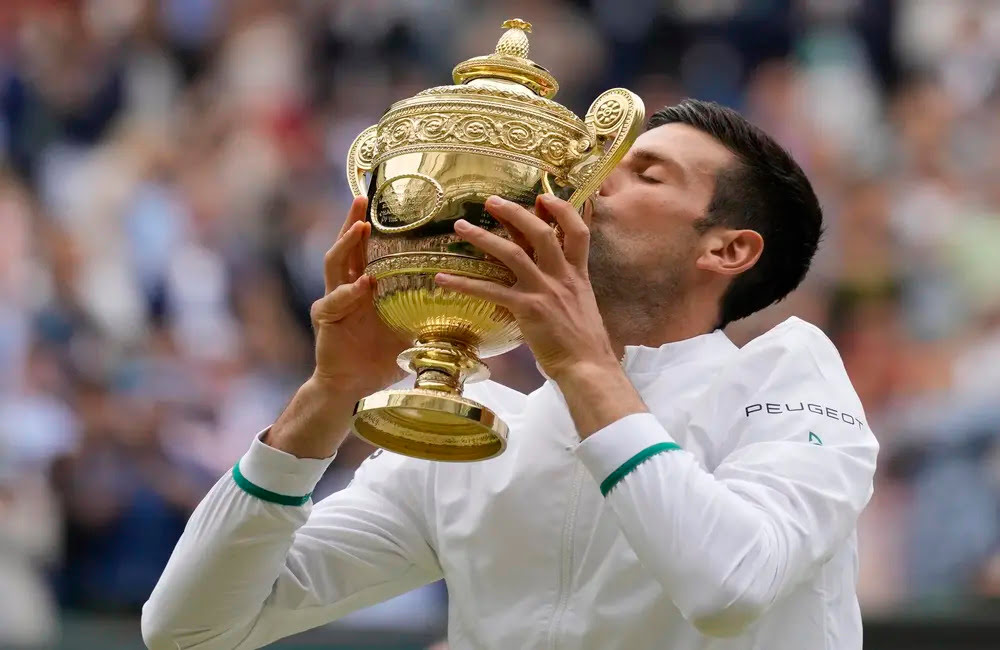 Novak Djokovic Has Won Wimbledon And A Record-Tying 20th Grand Slam Title