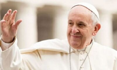 POPE FRANCIS TO SPEND WEEK RECOVERING IN HOSPITAL AFTER INTESTINAL SURGERY