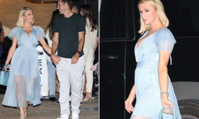Paris Hilton Allegedly Pregnant With First Child, Source Claims