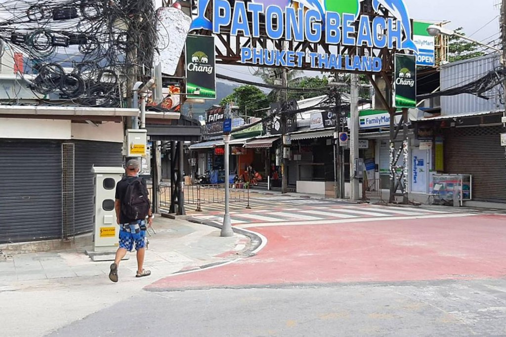 Province, Phuket Ordered Sealed Off to Outsiders as Covid Cases Reemerge