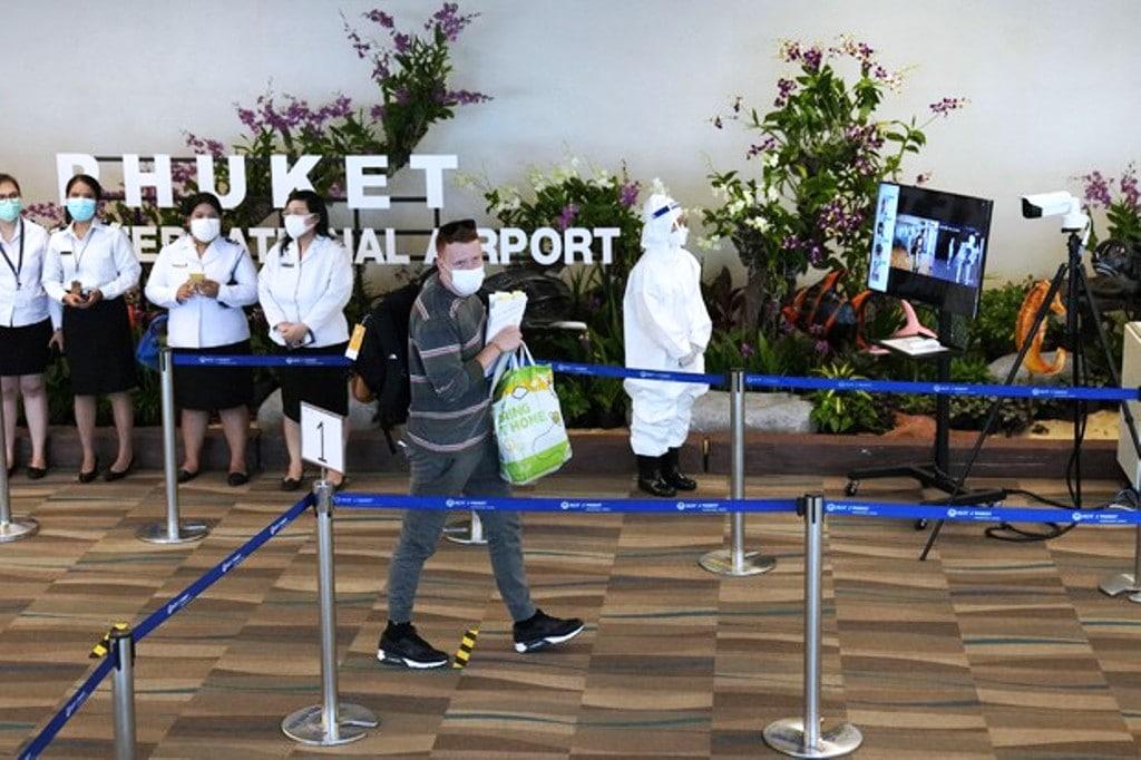 Phuket Sandbox Tourists Test Positive for Covid Despite Being Vaccinate