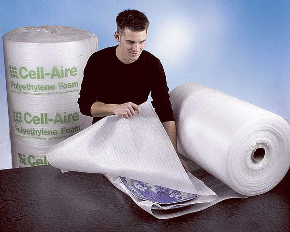 Polyethylene Foam: Some Things to Know About its Use