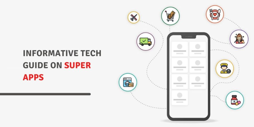 Tech Guide on Super Apps and there Potential for Thailand Business