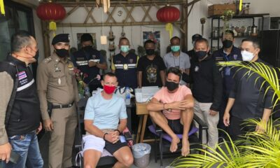 police, Thailand to Extradite 2 German Men to Face Drug Charges in Germany