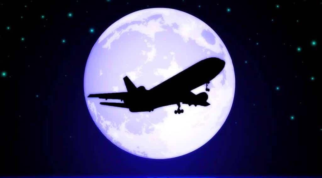 flight, Airlines,Thailand's Civil Aviation Authority Suspend Domestic Night Flights