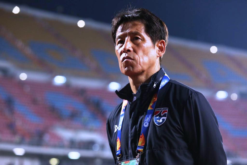 coach,Football, Thailand's National Football Team Sacks Head Coach Akira Nishino