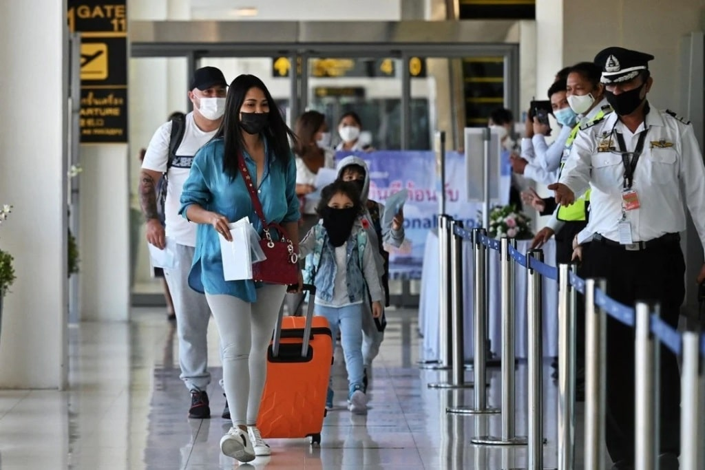 Thirteen Phuket Sandbox Travellers Forced into 14 Day Quarantine