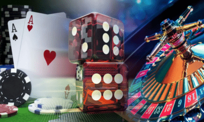Three Types Of Casino Games You