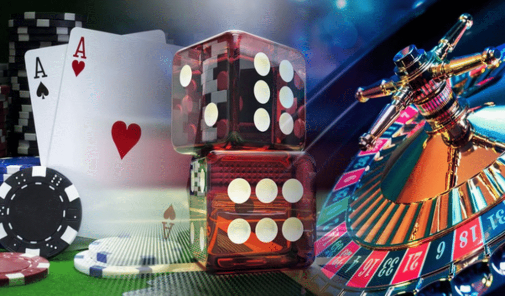 Three Types Of Casino Games You May Want to Put To The Test