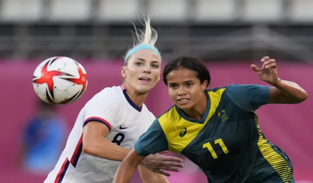U.S. Women's Soccer Team Narrowly Advances After Draw With ...