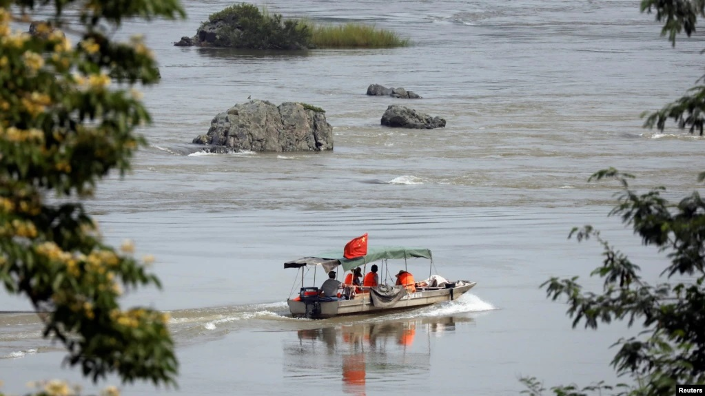 Chinese Hackers Accused of Stealing Mekong River Data