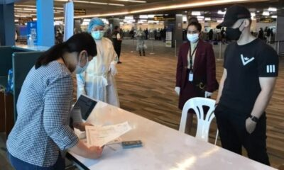Vaccinated Tourist from UAE Tests Positive for Covid-19 in Phuket