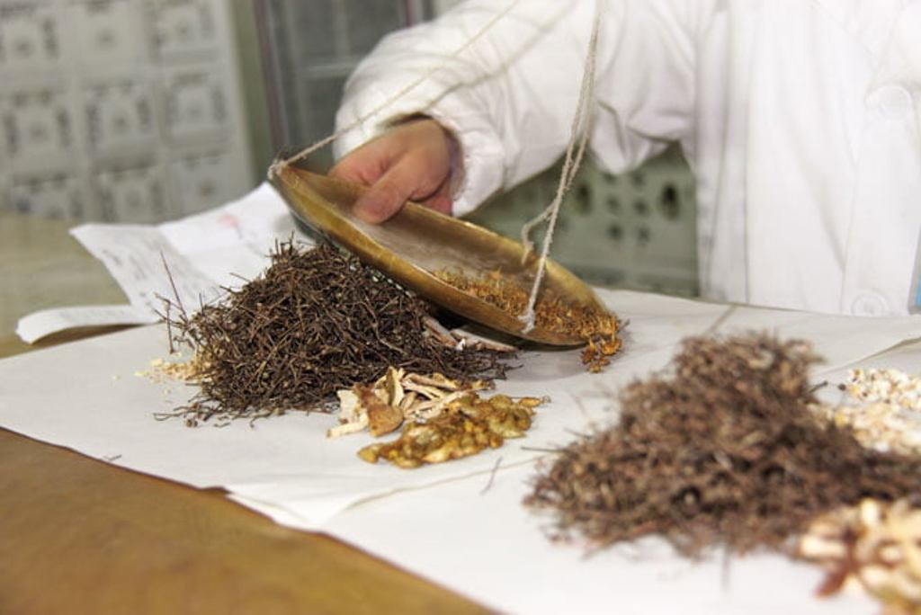 With No Vaccines in Sight Northern Thai People Turn to Ancient Herbs