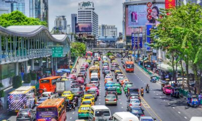 Thailand's Soaring Auto Exports Help Offset Tourism Losses