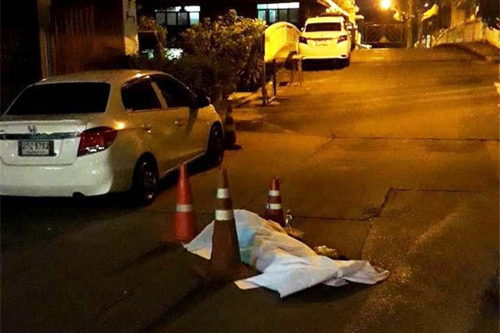 Public Health Services Slammed as Dead Left on Bangkok Streets