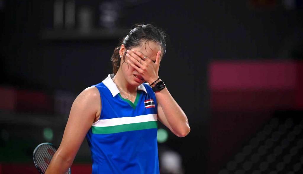 Thai Badminton Star Ratchanok Medal Quest Ended at Tokyo Olympics