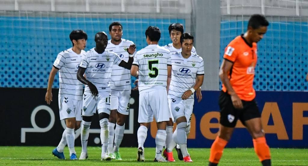 Hyundai, Jeonbuk, Chiang Rai United's Flame Ended at AFC Champions League Finals