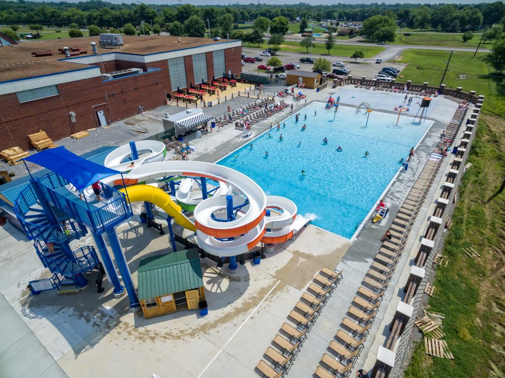 Amusement Park Aquatic Structures