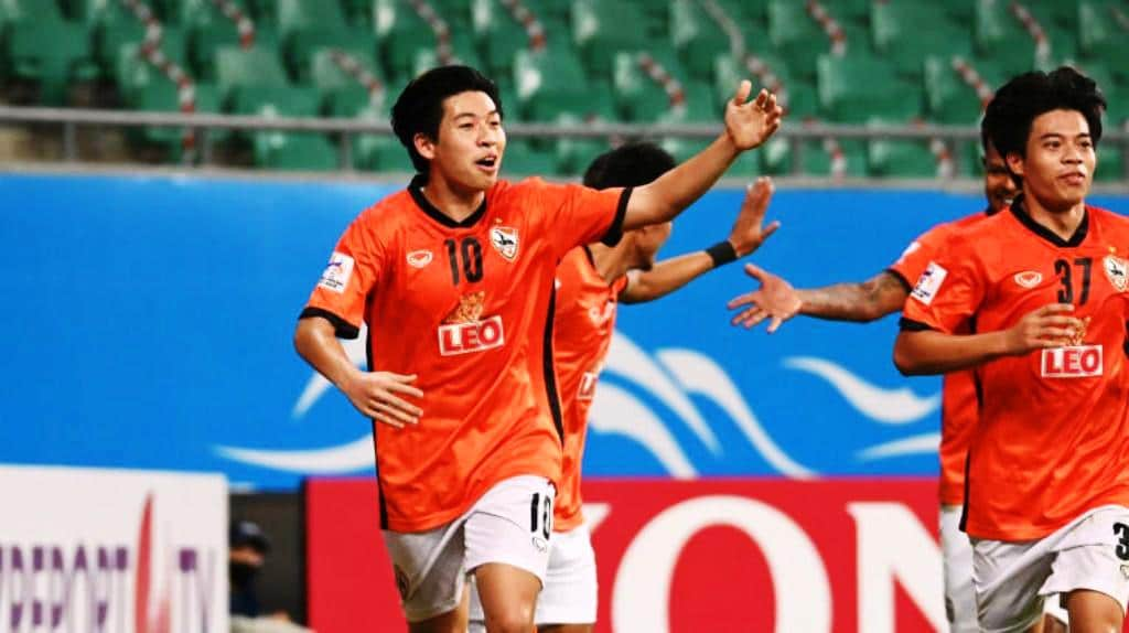 Chiangrai United End AFC Champions League Championship with Victory