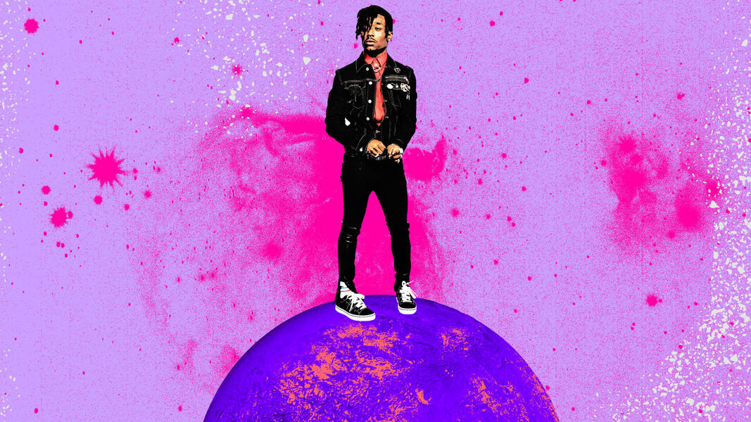 Is Lil Uzi Vert Really Going to Own a Planet?