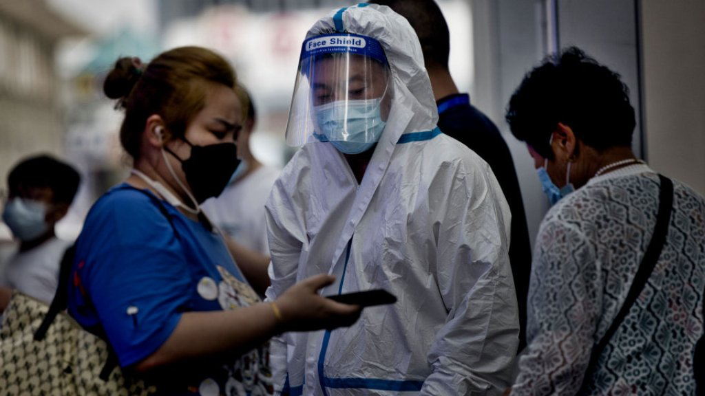 china is again battling to stem the spread of new cases attributed to the more infectious delta variant of the covid-19 virus.