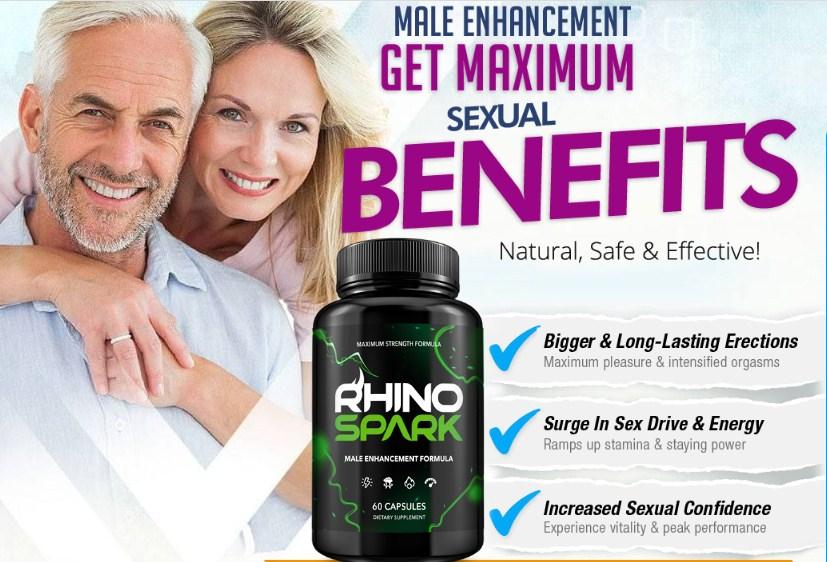 Rhino Spark Male Enhancement Pills Latest User Reviews 2021