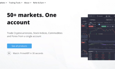 PrimeXBT : Everything You Need to Know About Bitcoin Trading Platform