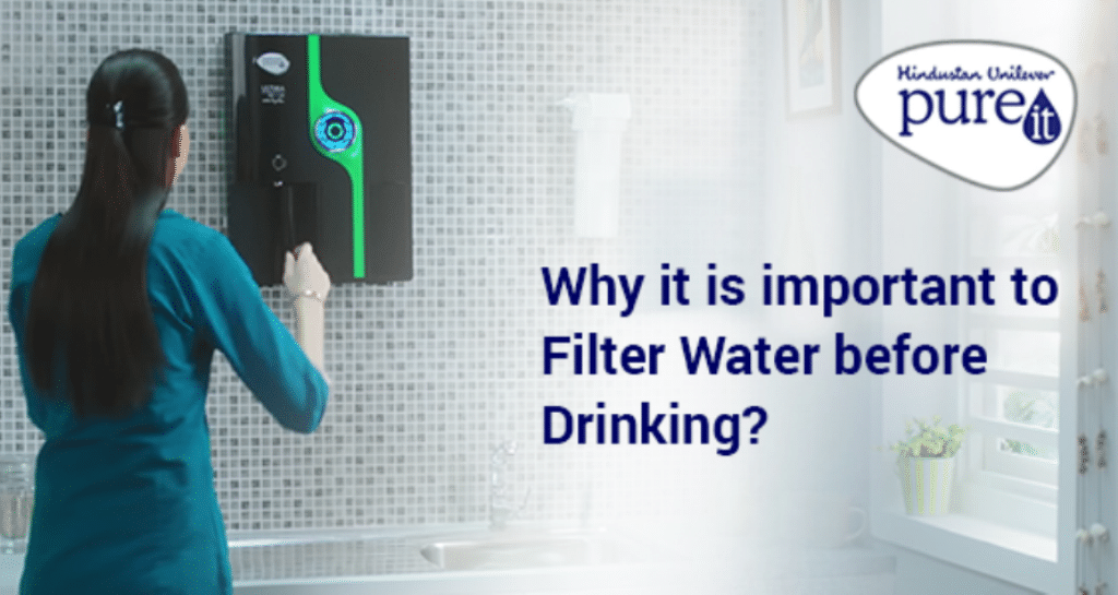 Water Filter: Why is it important to Filter Water Before Drinking?