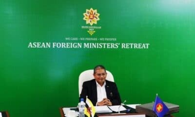 Asean Countries Finally Appoint Special Envoy to Myanmar