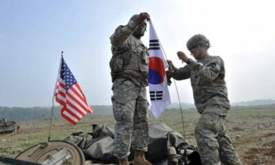 Biden Administration Resumes Military War Games with South Korea