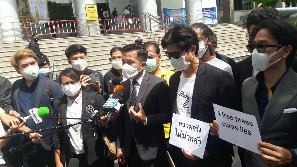 Civil Court in Bangkok Blocks Thai Prime Ministers Media Gag Order
