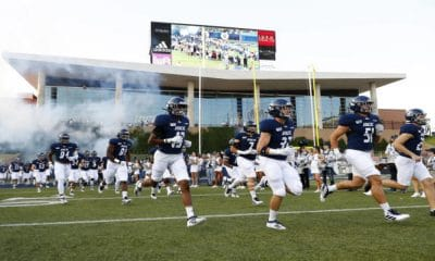 College Football Kicks Off as Pandemic Continues