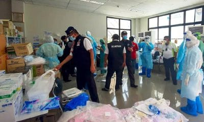 Police Raid Field Hospital in Central Thailand Over Group Sex Reports