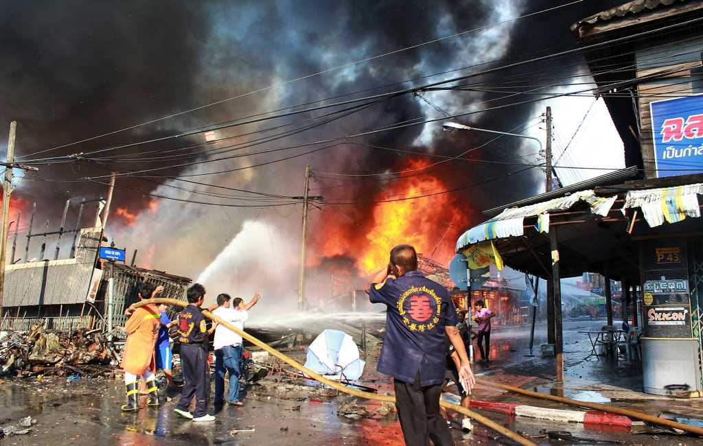 court, Five Years after Southern Thailand Blasts Few Have Faced Justice