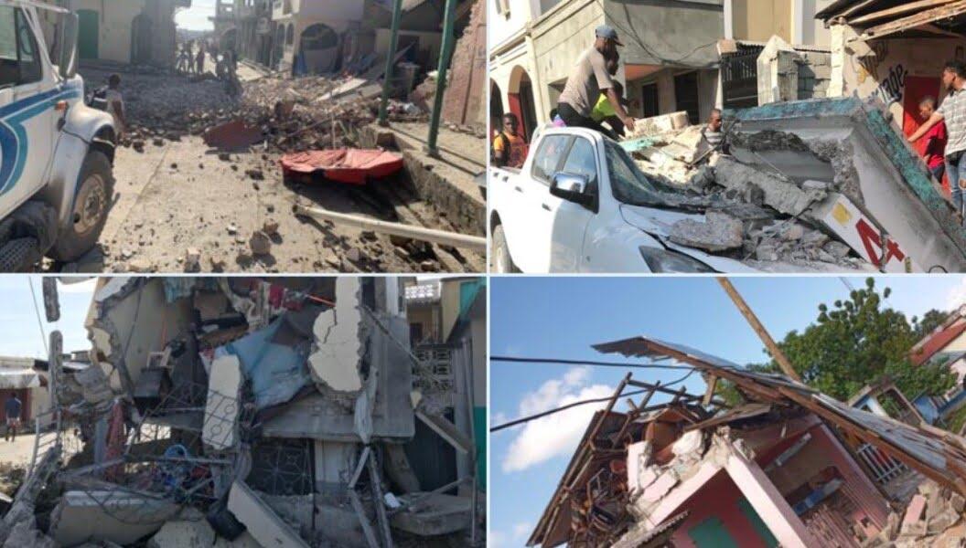 Haiti Earthquake 2021 Today: Killing Several People