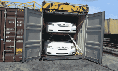 Importing a Car from US to Dubai