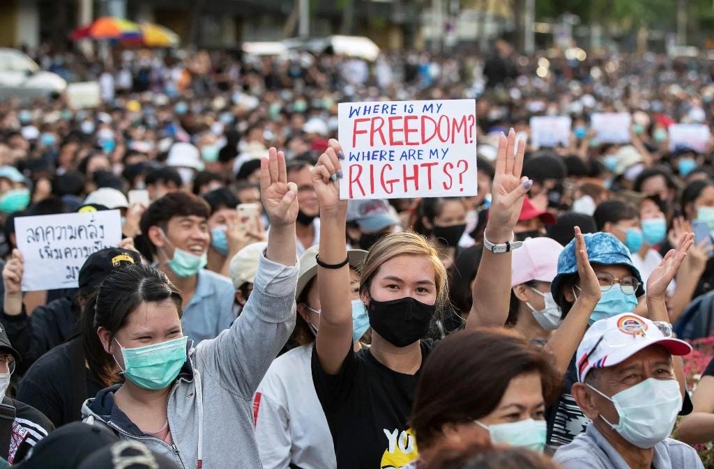 Internet Freedom in Thailand Decline Further Under Prayut Government