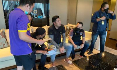 police, Japanese Man Busted in 100 Million Baht Rubber Gloves Fraud Case