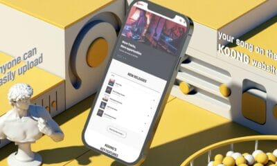 KOONG, World's First Self-Upload Music Platform Now Launched Worldwide