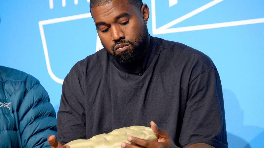 Kanye West Celebrates Yeezy Day With Massive Sneaker Restock