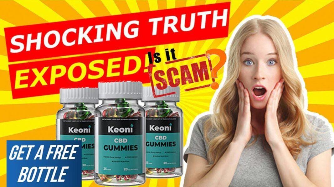 Keoni CBD Gummies Reviews (Scam Or Legit) Cost Alarm