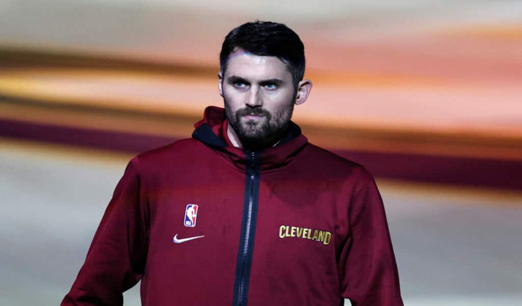Kevin Love Not Interested in Cavaliers Contract Buyout