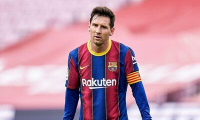 Lionel Messi: Barcelona Says Argentine Star is Leaving the Club