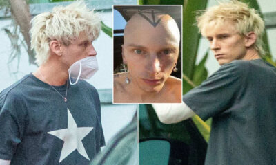 Machine Gun Kelly Reveals the Truth Behind His Shaved Head Look